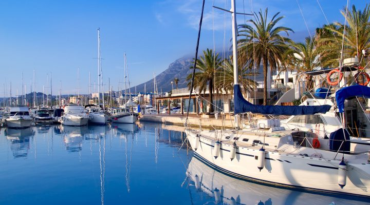 Marina of Denia